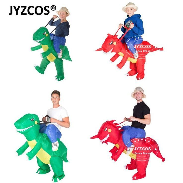 Cyber Monday Pinwire Details About Jyzcos Inflatable Dinosaur Costume Kids Adult Blow 2 Inflatable Dinosaur Costume Kids Dinosaur Costume Dinosaur Costume