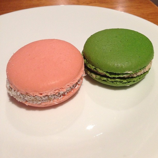 Zumbarons for #supper #yummy