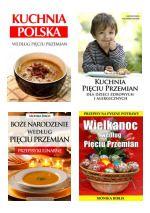 Najpoczytniejsze e-booki: Pięć Przemian - cztery książki Moniki Biblis (zestaw)