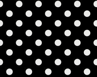 Schöner Wohnen Tapete von A.S. Création Tapete 225221 #ascreation #tapeten #wohnen #skandinavisch #schlicht #stil #black #white #punkte