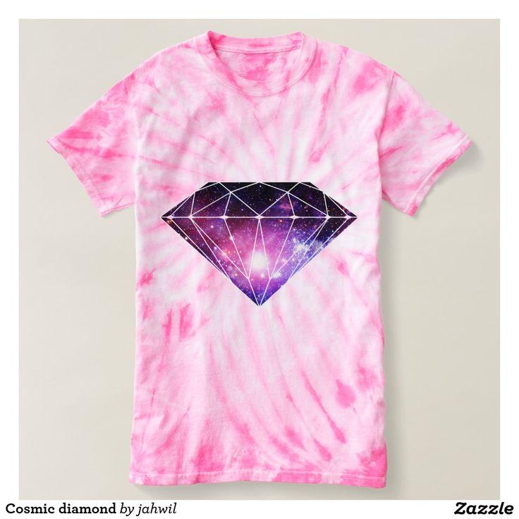 #diamond #cosmicdiamond #nebula #space #tshirt Cosmic diamond tshirts