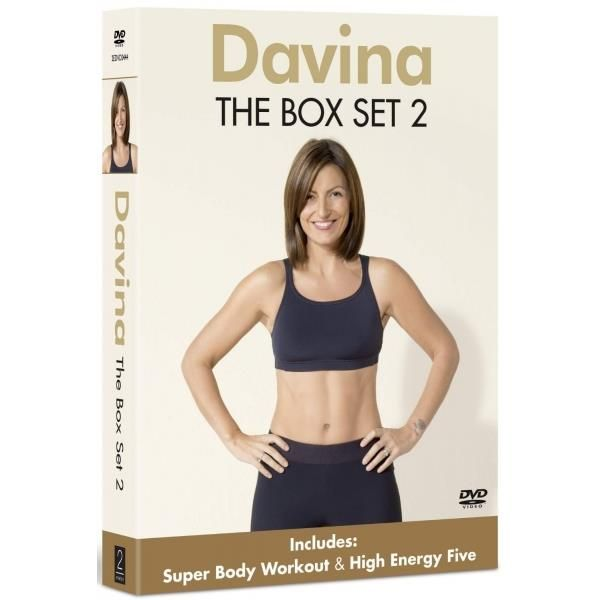 http://ift.tt/2dNUwca | Davina - The Box Set 2 - Includes Super Body Workout And High Energy F | #Movies #film #trailers #blu-ray #dvd #tv #Comedy #Action #Adventure #Classics online movies watch movies  tv shows Science Fiction Kids & Family Mystery Thrillers #Romance film review movie reviews movies reviews