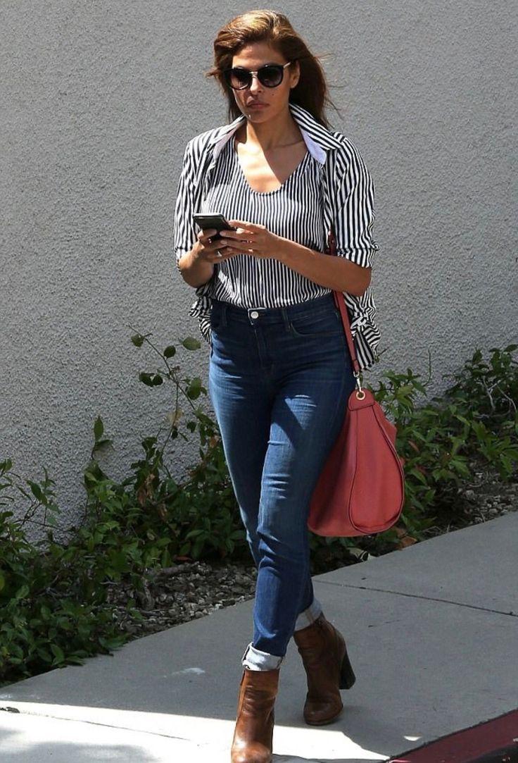 Eva Mendes June 2017