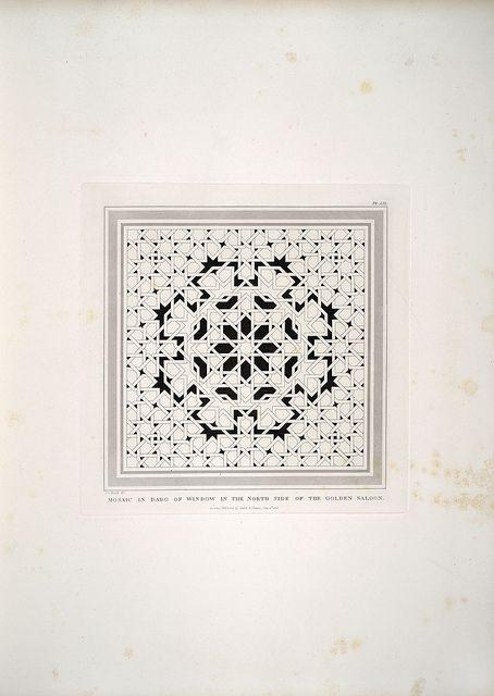 islamic pattern, via Flickr