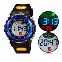 Элитные наручные часы: Яркие спортивные цифровые часы iTaiTek 812