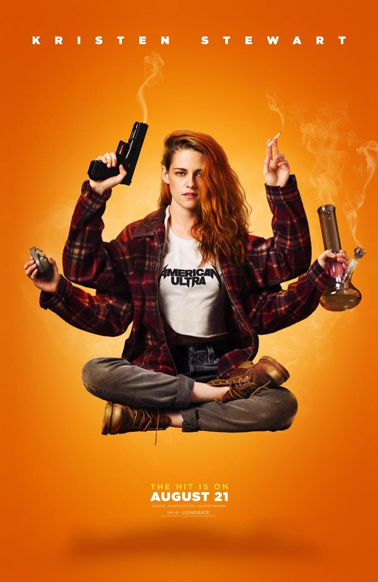 Is Kristen Stewart funny? Visiting the set of 'American Ultra' http://www.hitfix.com/articles/is-kristen-stewart-funny-on-the-set-of-american-ultra