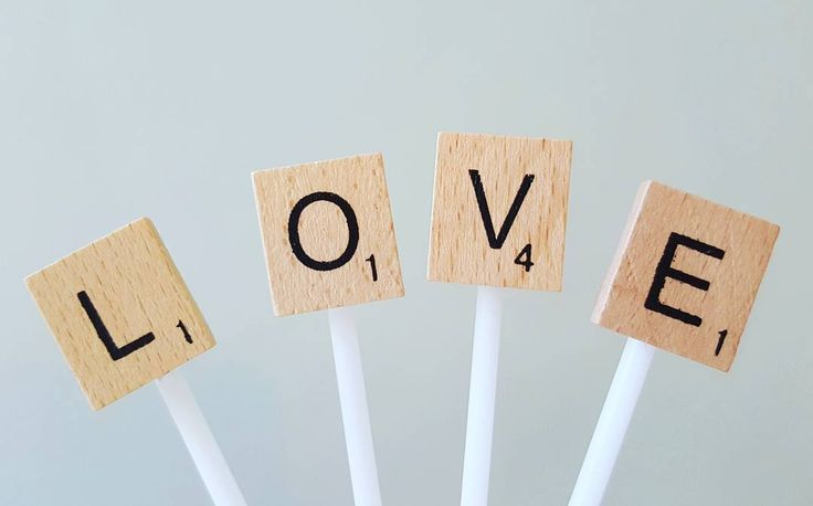 All You Need Is Love! Scrabble Cupcake Toppers! #weddingdeco #wedding #engagement #weddings #weddingparty #weddingideas #weddingdecoration #cupcaketoppers #weddingcupcakes #weddingcake #weddingcakes #weddingcupcake #cupcakeideas #cakeideas #lovecupcakes
