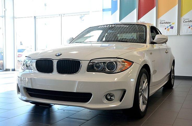 BMW 128i PROMO: PNEUS D'HIVER GRATUIT jusqu'au 15 Mars * 2012 d'occasion certifié à vendre   GPA (214716A)