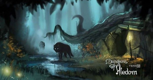 Dungeons of Aledorn development update July – September 2015 #IndieGamesNews