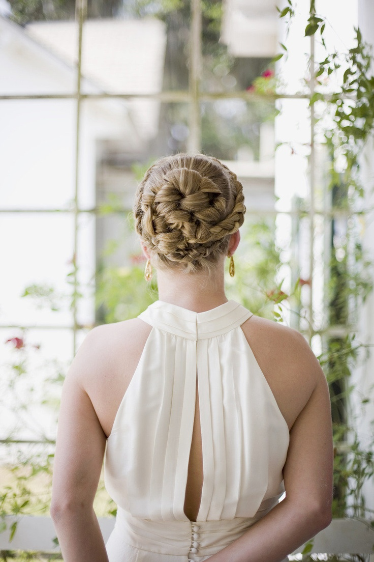 52 best Wedding Hair & Makeup images on Pinterest | Hair make up ...