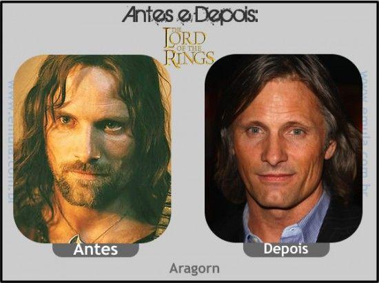 O SENHOR DOS ANÉIS - Aragorn