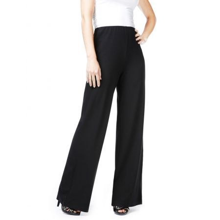 High waist, wide legged, hot in 2015 >  Still hanging in closet from y-e-a-r-s ago. Don't throw away your clothes too soon