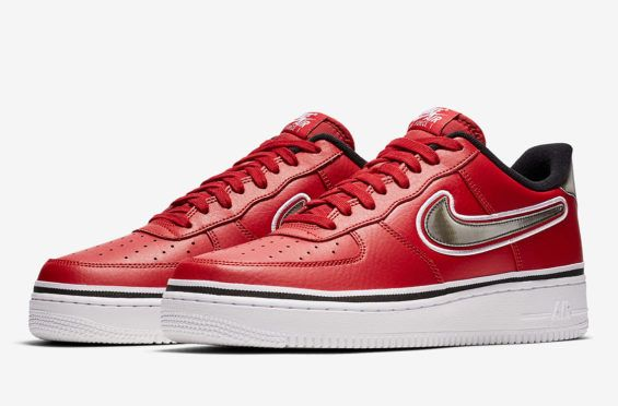 Look Out For The Nike Air Force 1 Low NSW Pack •