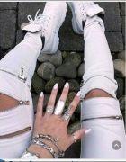 białe legginsorurki z suwakami   Cena: 55,00 zł  #bialerurki #bialelegginsy #spodniezsuwakami #legginsyzsuwakami
