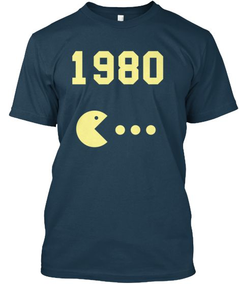 Celebrating 35 Years of Pacman T-Shirt