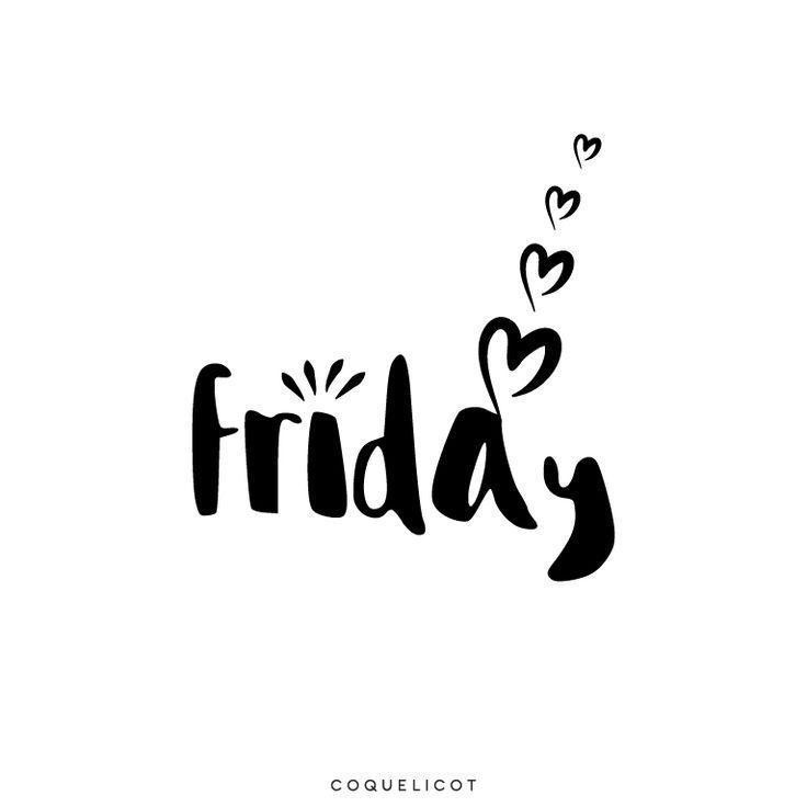 Friday ! 💕