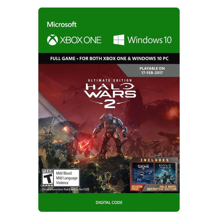 Halo Wars 2 Ultimate Edition for PC or Xbox One