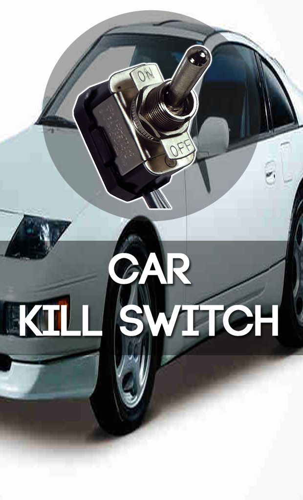 How to install an anti-theft car kill switch to prevent car theft  #diy #caralarm #killswitch #howto #security #cars