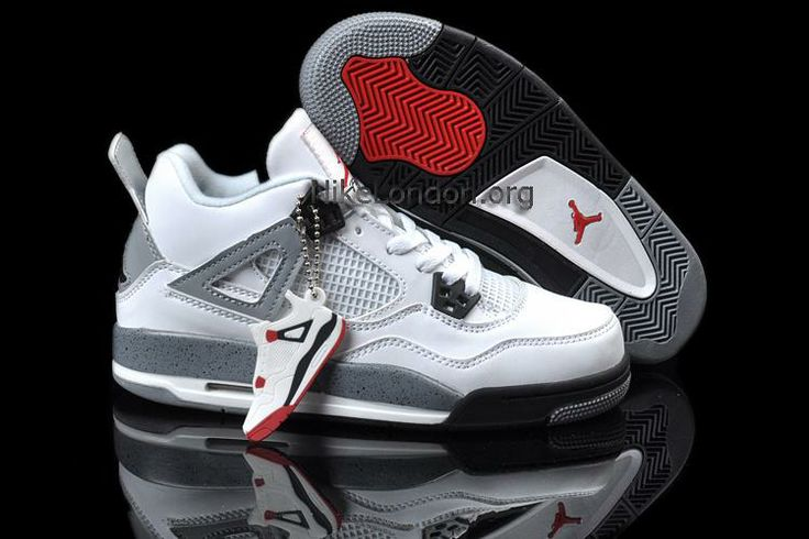 Latest Jordan Shoes | Discount Retro Jordans- 2013 New Women's Nike Air Jordan 4 Retro Shoes ...