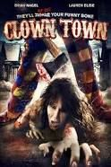 Clown Town  review:I could not find a pin picture of the movie cover so I am having to upload one #ClownTown this was so scary I screamed a lot more then I thought I would if you are scared of clowns and love being scared then this is a perfect movie for you all and I usually do not get scared of horror movies but I love them I totally give this movie 5 stars~Danyale(Lucy)