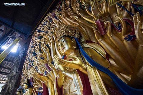 osCurve Magico: Enciclopedia de la cultura china: El Buda de las M...