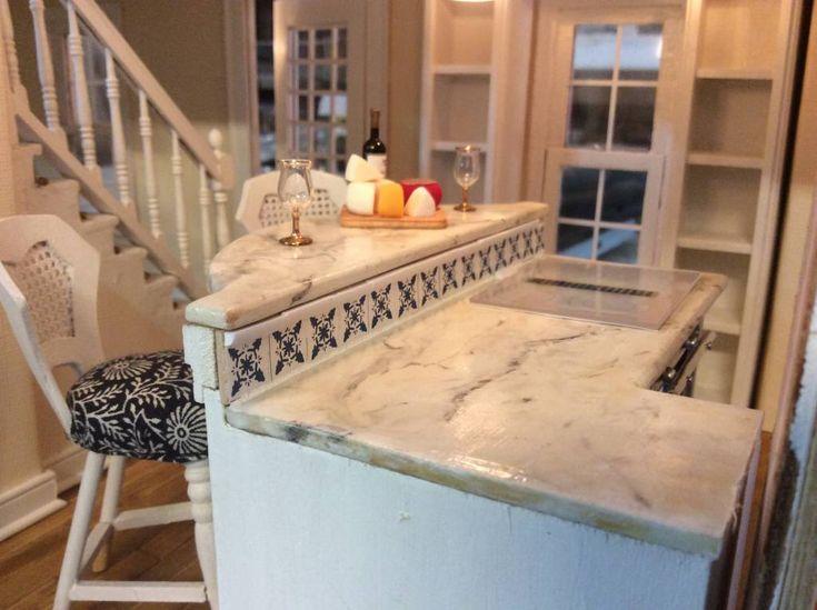 Glass cooktop - installed!  Finished backsplash!!  Party!!!