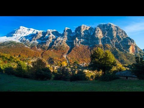Zagori, Tzoumerka, Pelion, a different side of Greece