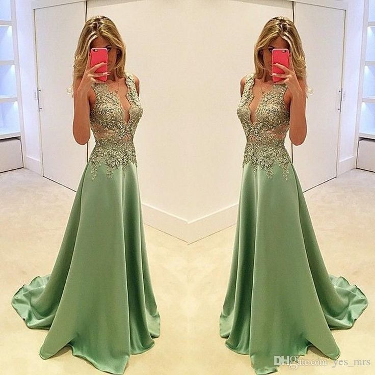 17 best ideas about Olive Prom Dresses on Pinterest | Ball dresses ...