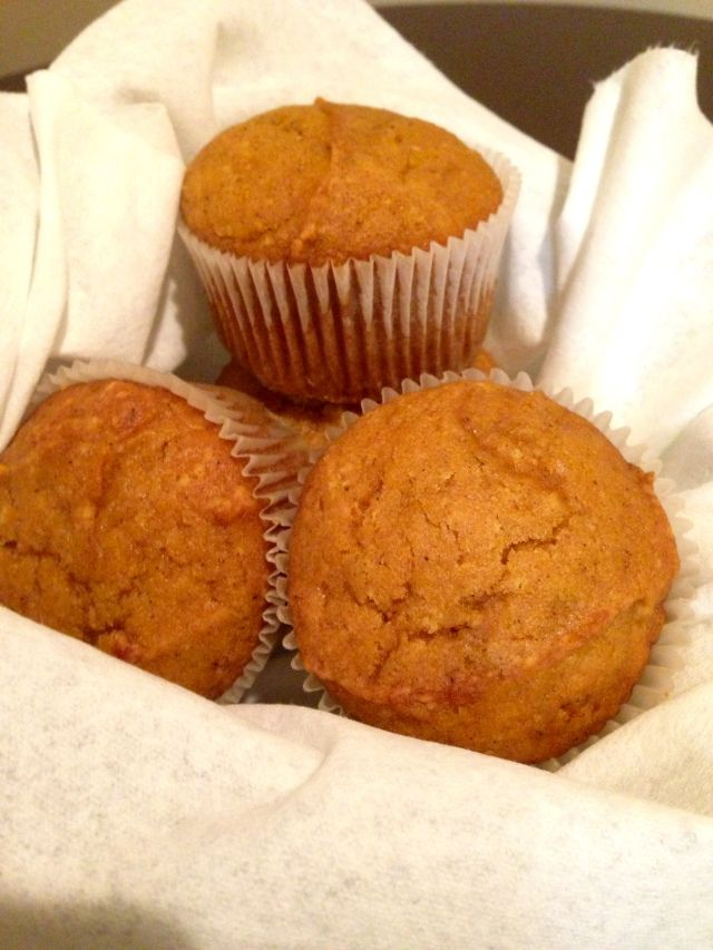 Pumpkin Spice Muffins | Recipes - Breads | Pinterest