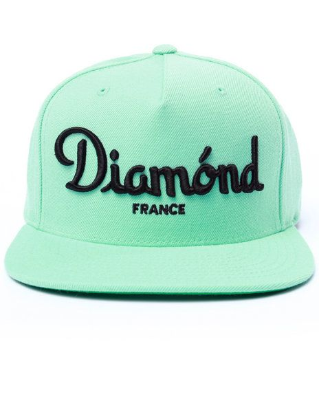 Diamond Supply Co - Champagne Snapback Cap