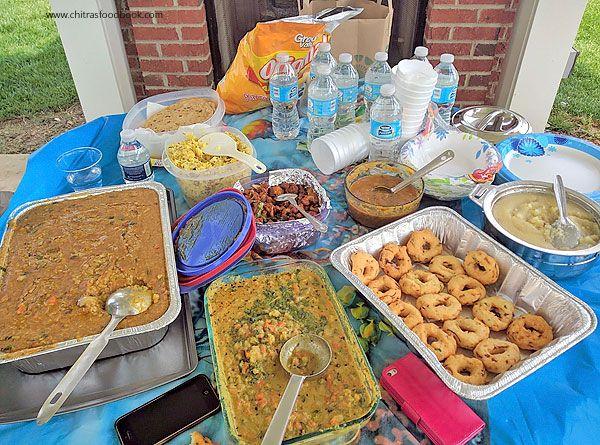 Indian Potluck Party Recipes Ideas Vegetarian Potluck