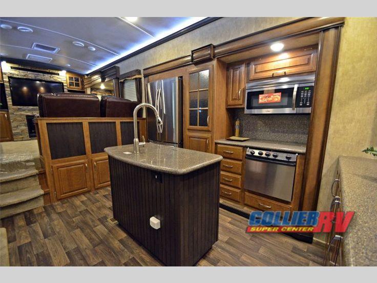 New 2015 Keystone RV Montana 3791 RD Fifth Wheel at Collier RV | Rockford, IL | #701316