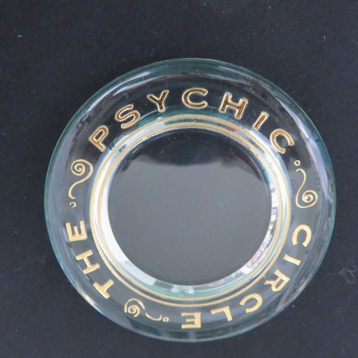 The Psychic Circle Replacement Message Indicator Planchette Plexiglass Seer