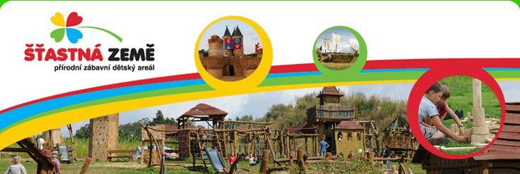 Šťastná země - Turnov, přírodní dětský areál