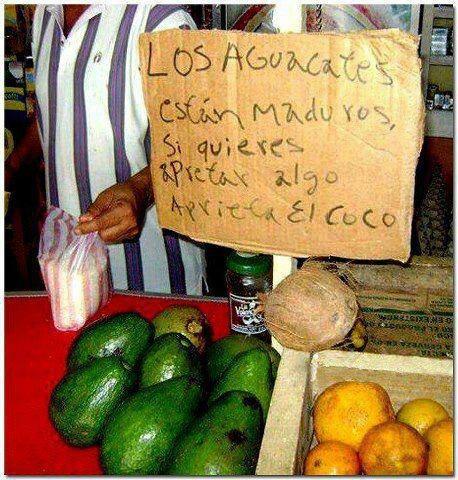 Solo en El Salvador
