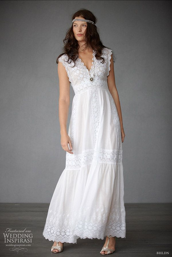 love the simplicity of this dress! definitely my favorite, but i'm assuming my husband will want me in a traditional dress