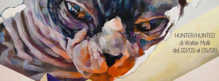 Hunter Hunted nuova mostra alla A01 - Mithril ArtMithril Art