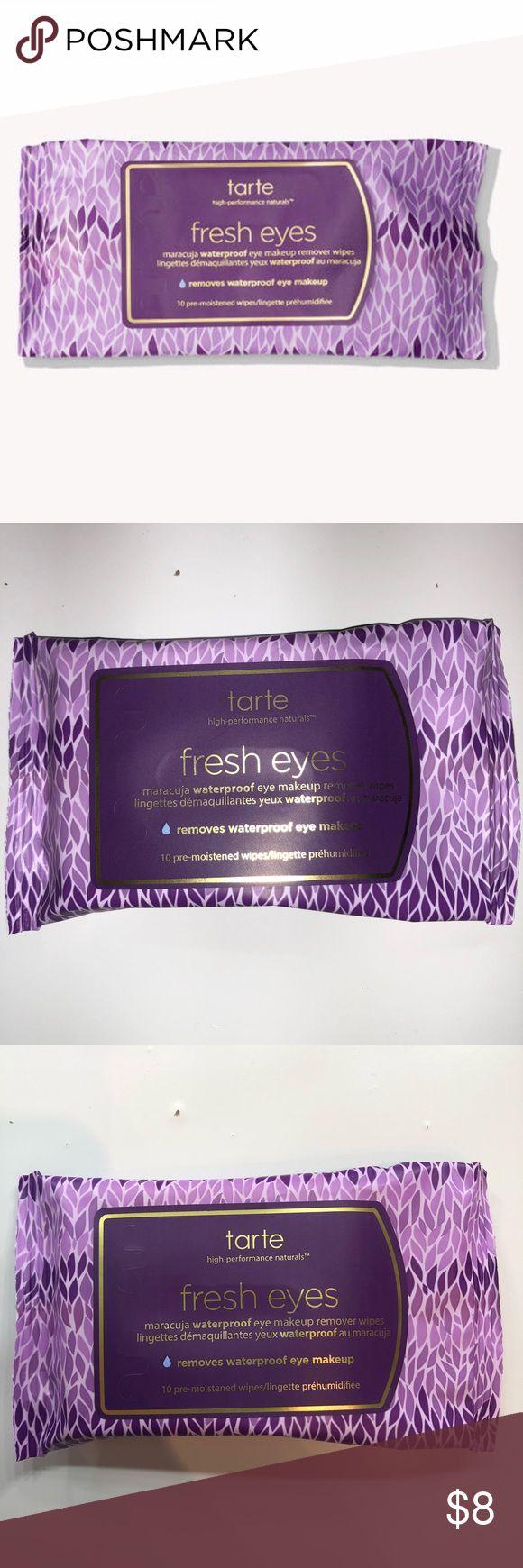 Tarte Fresh Eyes Makeup Remover Brand new! Makeup Remover