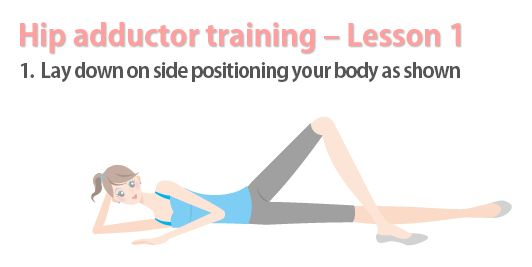 excerises for the abducter musles | Prevent Bow Legs and Knock Knees Training Your Abductor