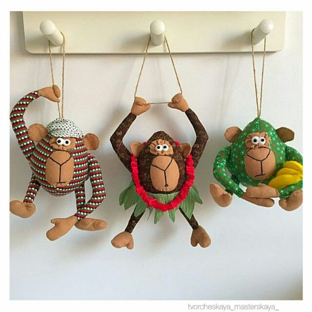 Monkey toys: