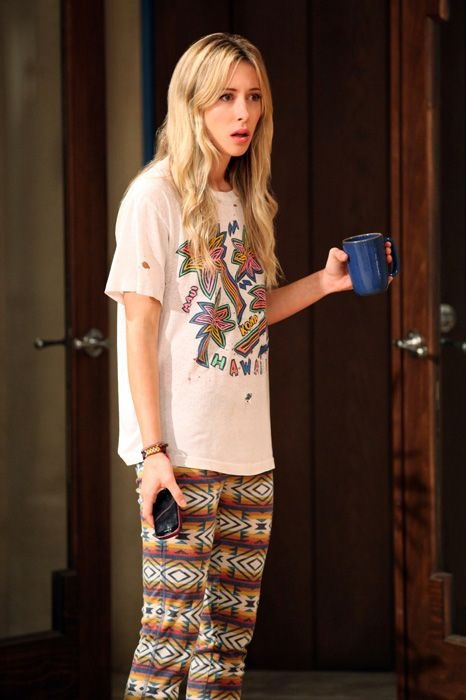 Gillian Zinser style. Perfect <3