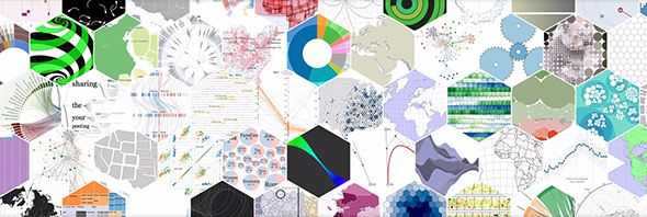 20 awesome data visualization tools