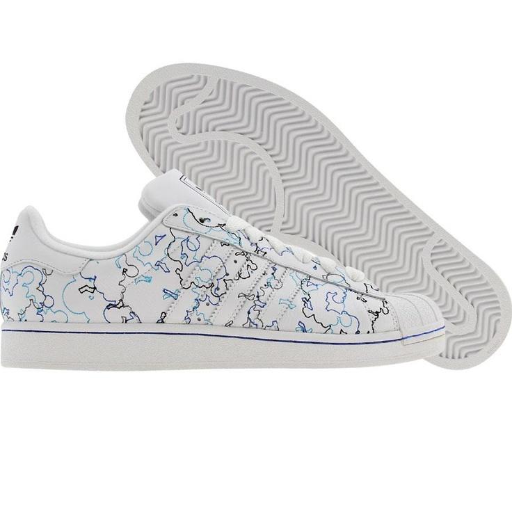 Adidas Superstar II 2 (white / black1 / mlead) 031622 - $69.99