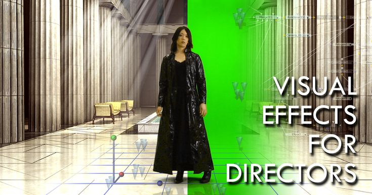Intense training in high-end visual effects production for directors and DPs