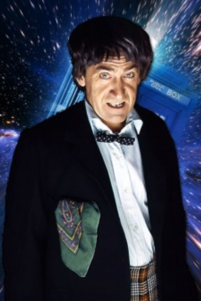 2nd doctor patrick troughton doctor who1 pinterest