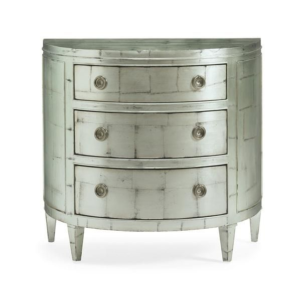 Crystal Blue Persuasion : New Traditional : Closed Storage : tra-closto-023 | Caracole Furniture