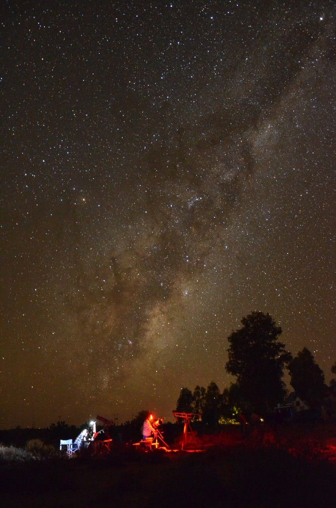 Star Party – Watching the night sky