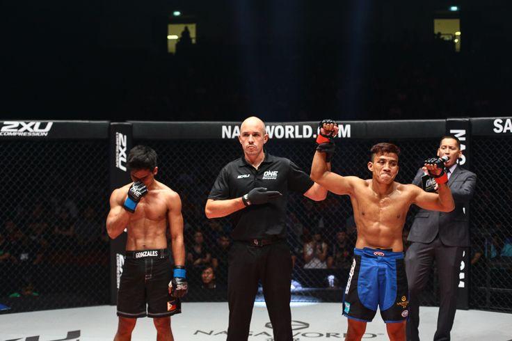 Bantamweight bout: Chan Rothana defeats Ramon Gonzales by TKO (Strikes) at 4:48 minutes of round 1