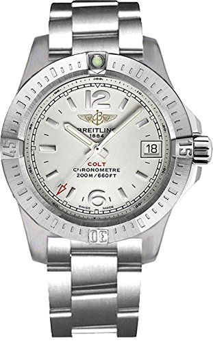 Breitling-Colt-Lady-33MM #watches #watchesworld #expensive #Breitling
