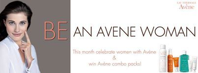 """We are strong, beautiful, compassionate. Much more than words could ever say!""  This month, Avène is celebrating the Elegance of Womanhood!   Be a part of the team and win exciting gift hampers to celebrate Woman's Day with a beautiful contest and lots of gift hampers to win.  *(Winner selection, gratification delivery is at sole discretion of Avène India)  Joint us on Avene India Facebook on this link : http://on.fb.me/1fgSHMg"